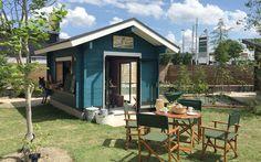 【画像3】小屋が置かれることで場の活用が進み、外との価値を高める「IMAGO-A」。Aはアクティベーターから命名(写真提供/BESS) http://suumo.jp/journal/2016/10/04/118882/?ranking=1