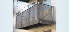 Perforated Mesh Panels Grating Privacy Screens Fencing Metal Fabricated