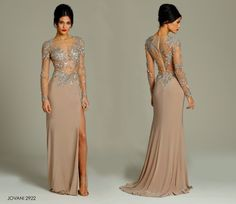 Bridesmaid and Reception Dresses by Jovani 2014