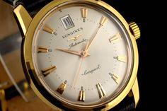 Catawiki, pagina di aste on line Longines - Conquest Heritage 18k Gold Calendar Automatic - Mężczyzna - 2000-2010