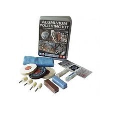 Polishing Aluminum Metals Alloys Brush Bronze Copper Remove Residues Compound A Comprehensive 12pc Aluminum And Brass Metal Polishing Kit. Fits Onto Any Standard Electric Hand Drill. Will Leave A Mirror Finish. Includes Instructions On How To Polish.
