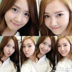 #Yoona #윤아 #ユナ #SNSD #少女時代 #소녀시대 #GirlsGeneration 130624 Jessica Weibo Selca