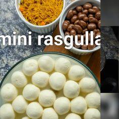 Jamun Recipe, Burfi Recipe, Chaat Recipe, Rasgulla Recipe Video, Fun Baking Recipes, Cooking Recipes, Indian Dessert Recipes, Key, Sweets