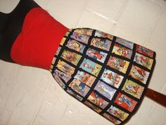 Black and Brights Tarot Card Style Mini Skirt -  Rockabilly Mexican Day of the Dead High Waisted Ladies Mini Skirt- Handmade & Ready to ship on Etsy, Sold