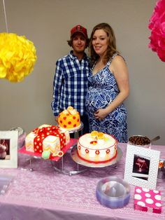 Mandy and Trent's Baby Shower