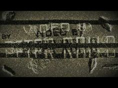 Showbread - The Journey - Kinetic Motion Typography - Music Video