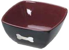 Ethical 5Inch Vista Cat Dish RedBlack * You can get additional details at the image link.