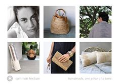global sustainable homewares, linen and bedding from Common Texture. Artisan made and ethically made.