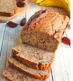 Healthy Vegan Banana Bread   My Darling Vegan