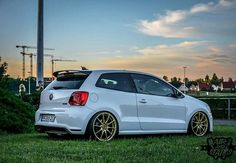 Vw Polo Modified, Polo Gti, Dream Cars, Vw Gol, High Performance Cars, Volkswagen Polo, Vw Cars, My Ride, Instagram