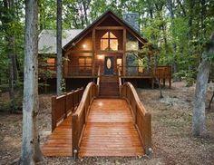 Sundown Cabin Rentals   TravelOK.com - Oklahoma's Official Travel & Tourism Site