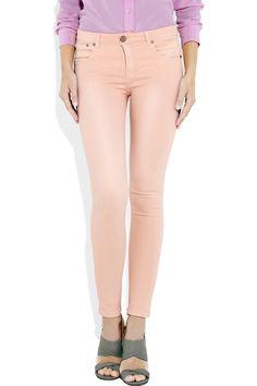 Victoria Beckham Leggings-Style Jeans