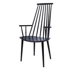 Hay - J110 Chair, schwarz, 237€