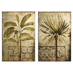 Palm Tree Wall Art palm tree antique brass switchplates | florida | pinterest | ps