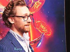 Tom Hiddleston Surprises Fans Dressed As Loki. Video: https://www.facebook.com/marveluk/videos/1495992563861015/ Gif-set: http://maryxglz.tumblr.com/post/173057803617/what-do-i-love-about-loki-x