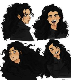 47 super Ideas for hair drawing reference fluffy - - drawing fluffy hair ideas Reference Super # Character Design Challenge, Female Character Design, Character Design References, Character Drawing, Character Illustration, Character Concept, Concept Art, Simple Character, Character Reference
