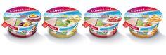 Lünebest Packaging Design Food Joghurt à la Kompott