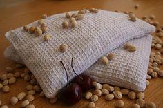 Candeeiro Branco: Almofadas de Caroços de Cereja: Como fazer? - Tutorial