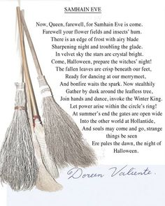 Thee we invoke — Samhain Eve by Doreen Valiente Velvet Sky, Samhain Halloween, Halloween Eve, Halloween Images, Vintage Halloween, Eclectic Witch, Wicca Witchcraft, Wiccan Sabbats, Practical Magic
