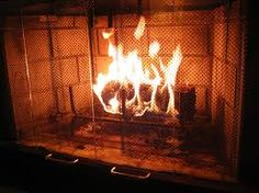 Virtual Fireplace, Cozy Fireplace, Online Fireplace, Fireplace Pictures, National Poetry Month, Rosalie, Log Fires, Cold Night, Sit Back And Relax