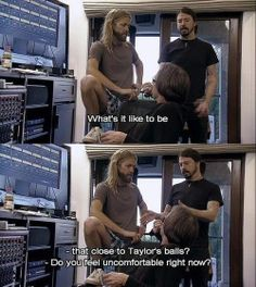 Dave Grohl forever!