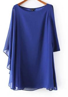 SUMMER NEW ARRIVAL FASHION LADIES' SEXY CANDY-COLORED ROUND NECK LOOSE DRESS BRAND QUALITY ST1757
