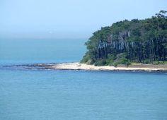 Uruguay, frente a Punta del Este la Isla Gorriti, lugar muuuy especial para disfrutar.