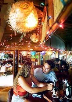 La Marina Tiki Bar on Oahu