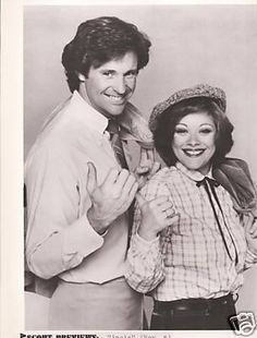 Robert Hays and Donna Pescow ( Links Updated Robert Hays, 90s Tv Shows, Tv Show Music, Classic Tv, Animation Series, Old Movies, Photo Galleries, Comedy, Comedy Theater