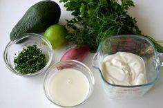 sos de avocado Nachos, Avocado, Guacamole, Glass Of Milk, Pudding, Vegan, Cooking, Ethnic Recipes, Desserts