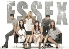 The Only Way is Essex first aired on 10 October 2010 on and it's still going strong with its season set to start October 4 at on ITVBe. Pictured left to right: Mark Wright, Jessica Wright, Sam Faiers, Amy Childs, Kirk Norcross and Lauren Goodger Uk Tv Shows, Free Tv Shows, Lime Pictures, Essex Girls, Lauren Goodger, Mark Wright, Amy Childs, 24. August
