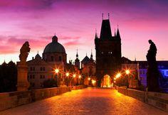 Karelsbrug (Charles Bridge, Prague)