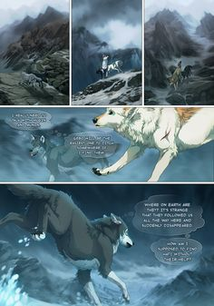 off-white part 217 Animal Paintings, Animal Drawings, Wolf Drawings, Off White Comic, Wolf With Blue Eyes, Wolf Poses, Wolf Comics, Wolf Book, Fantasy Wolf