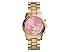 Reloj Michael Kors Runway-Liverpool es parte de MI vida