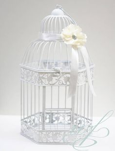 Wedding Wishing Well Bird Cage for PURCHASE Scarborough Stirling Area image 1