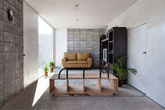 Casa Caja. Vivienda de interés social - Noticias de Arquitectura - Buscador de Arquitectura