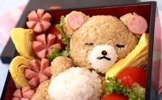 Comida ludiqua para los ninos #