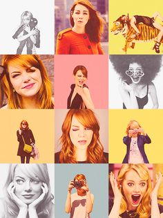 If i could pick a celebrity best friend, it would be Emma Stone or Jennifer Lawrence