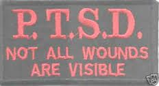 Cptsd.. not all wounds are visible