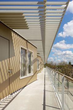 """""""Zilverzijde"""" / Social Housing / den haag / NL / atelier kempe thill"""
