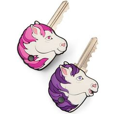 UNICORN KEY COVERS (and more unicorn gift ideas to give happiness, sunshine, and rainbows all year long…)