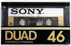 SONY/DUAD(第2世代)/パッケージ
