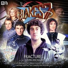 So this is happening: I just bought Blake's 7 1.1 Fractures by Justin Richards, narrated by Gareth Thomas #AudibleApp.Blake's 7 1.1 Fractures
