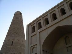Mezquita en China