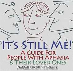 Great DVD that guides people with aphasia and their loved ones to help them learn how to communicate with each other more effectively.