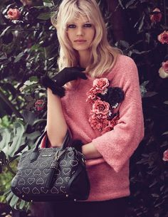 Nadine Leopold Twin Set Fall 2015 Ad Campaign06