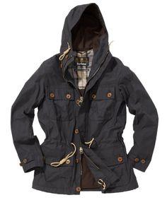 Barbour Whitby Waterproof Jacket