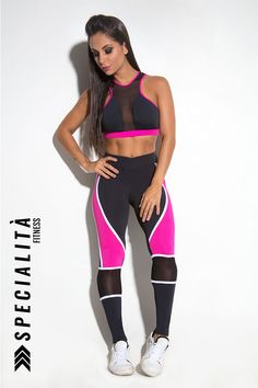 Start the week off right - with a super cute HIPKINI outfit!   #SpecialitaFitness #fitness #fashion #leggings #sportsbra #workout