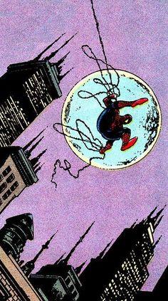 "endternet: The Arachknight Returns!Spider-Man (September Part II""Art by Todd McFarlane & Bob Sharen Wallpaper Animes, Man Wallpaper, Marvel Wallpaper, Cartoon Wallpaper, Marvel Art, Marvel Dc Comics, Marvel Heroes, Spiderman Art, Amazing Spiderman"