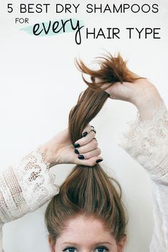 Beauty Tip on Dry Shampoo for Every Hair Type by Stephanie Grant. Check out more Hair on Bellashoot. My Hairstyle, Pretty Hairstyles, Good Dry Shampoo, Natural Hair Styles, Long Hair Styles, Natural Beauty, Corte Y Color, Good Hair Day, Tips Belleza